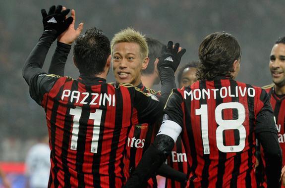AC Milan tundukkan Torino dengan skor 3-0