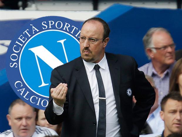 Benitez Tinggalkan Napoli??