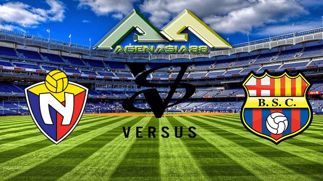 Prediksi El Nacional vs Barcelona