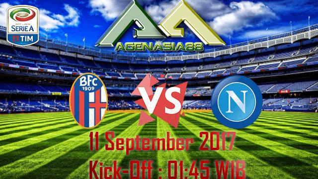 Prediksi Bologna Vs Napoli 11 September 2017