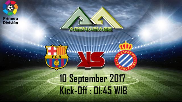 Prediksi Barcelona Vs Espanyol 14 Agustus 2017