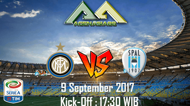 Prediksi Intermilan Vs SPAL 10 September 2017