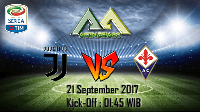 Prediksi Juventus Vs Fiorentina 20 September 2017