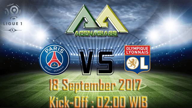 Prediksi PSG Vs Olympique Lyonnais 18 September 2017
