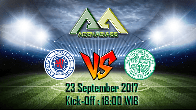 Prediksi Rangers Vs Celtic 23 September 2017