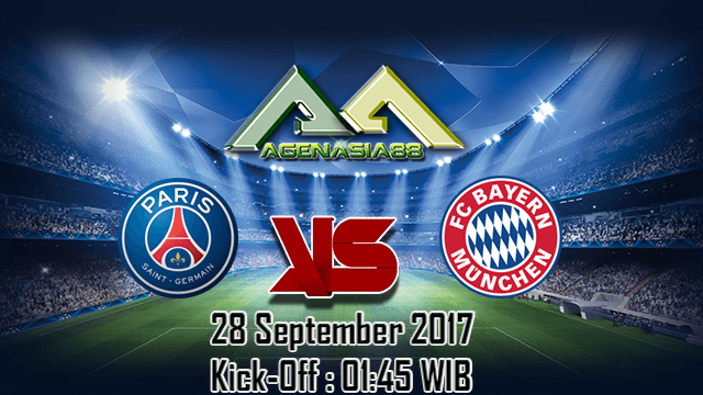 Prediksi PSG Vs Bayern Munchen 28 September 2017