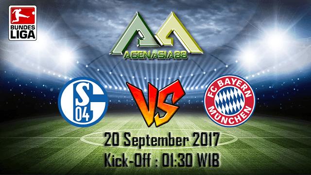 Prediksi Schalke Vs Bayern Munchen 20 September 2017