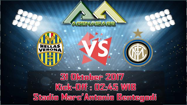 Prediksi Hellas Verona Vs Intermilan 31 Oktober 2017