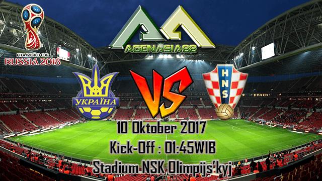 Prediksi Ukraine Vs Croatia 10 Oktober 2017