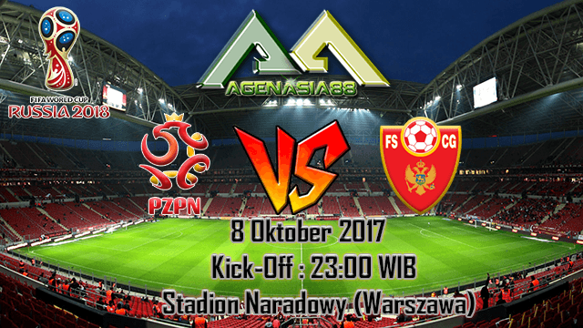 Prediksi Poland Vs Montenegro 8 Oktober 2017