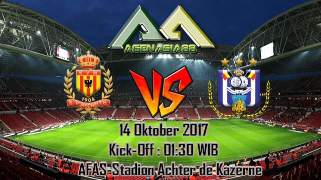 Prediksi Mechelen Vs Anderlecht 14 Oktober 2017