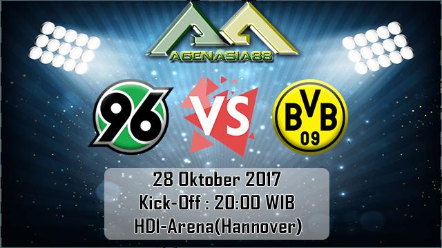 Prediksi Hannover 96 Vs Borussia Dortmund 28 Oktober 2017