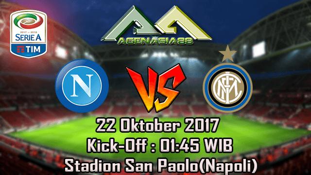 Prediksi Napoli Vs Internazionale 22 Oktober 2017