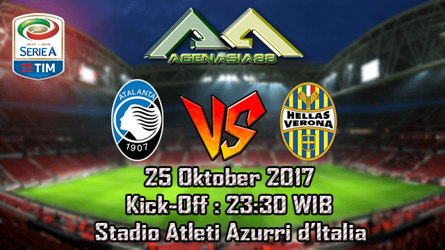 Prediksi Atalanta Vs Hellas Verona 25 Oktober 2017