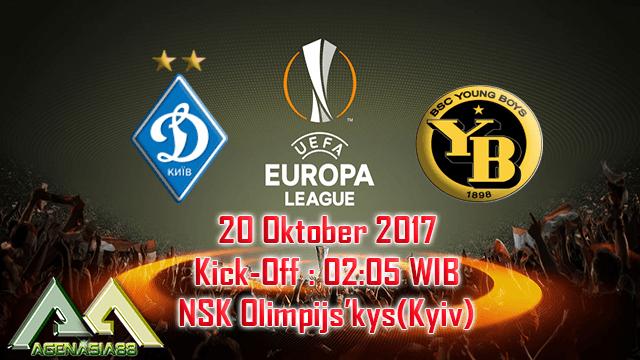 Prediksi Dynamo Kyiv Vs Young Boys 20 Oktober 2017