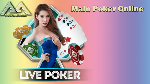 Main Poker Online | AgenAsia88