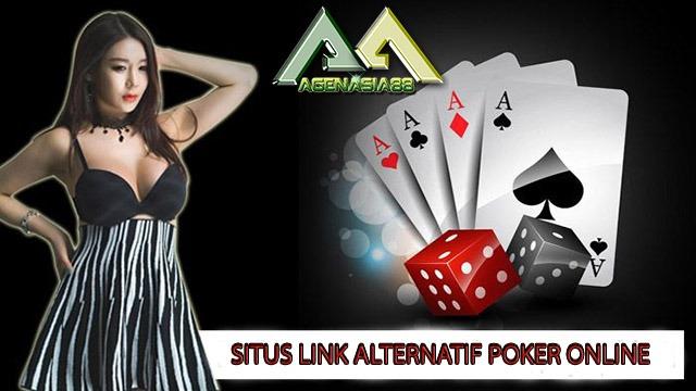 Situs Link Alternatif Poker Online | Agen Asia